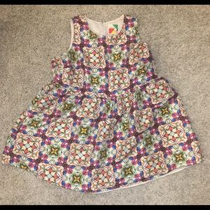 ModCloth Fervour Stained Glass Dress